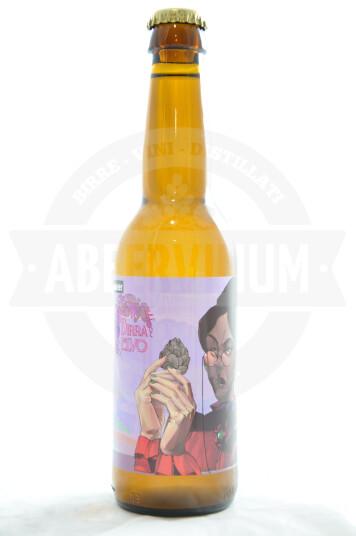Birra Elvo Sig.na Rottermeier bottiglia 33cl