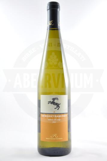 Vino Gewürztraminer Traminer Aromatico Alto Adige DOC 2017 - Rottensteiner