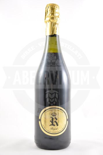 Vino Rosso Frizzante Lambrusco dell'Emilia IGT Royal 2017 - Cantina Bassoli
