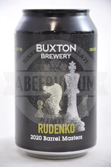 Birra Buxton Rudenko lattina 33cl