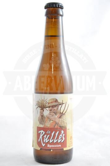 Birra La Rulles Epeautre bottiglia 33cl