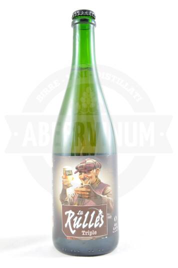 Birra La Rulles Triple 75cl