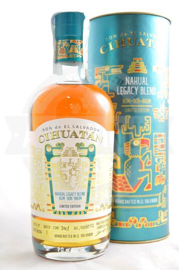 Rum Cihuatán Nahual Legacy Blend - Licorera Cihuatán