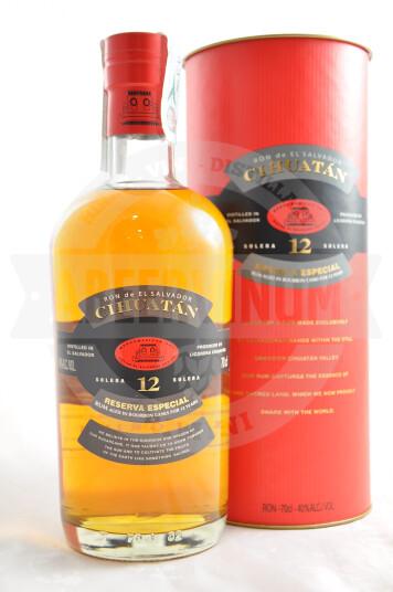 Rum Cihuatán Solera 12 anni Reserva Especial  - Licorera Cihuatán