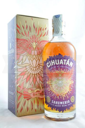 Rum Cihuatán Sahumerio Limited Edition 2020 - Licorera Cihuatán