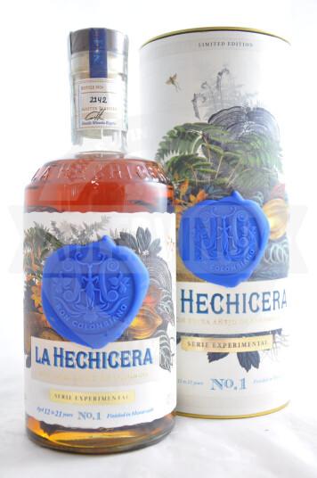 Rum La Hechicera Serie Experimental No.1 Limited Edition  - La Hechicera