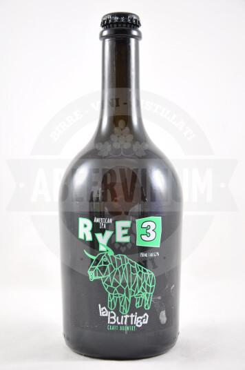 Birra Rye 3 75cl