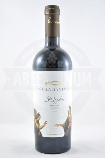Vino Santo Ippolito Toscana IGT 2016 - Leonardo da Vinci
