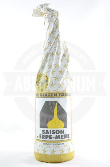 Birra De Glazen Toren Saison d'Erpe Mère 75cl