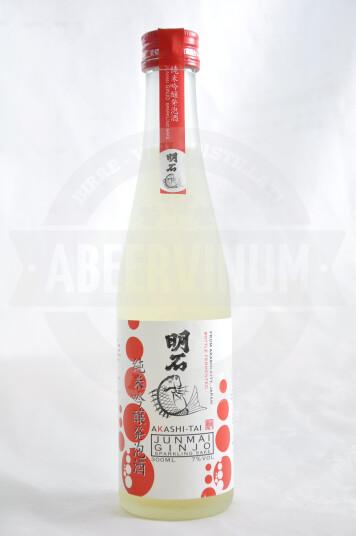 Sake Junmai Ginjo Sparkling 30cl - Akashi -Tai