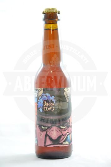 Birra Elvo Sale in Bock bottiglia 33cl