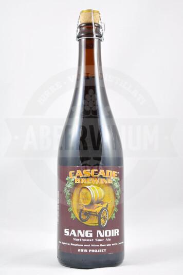 Birra Cascade Sang Noir 2015