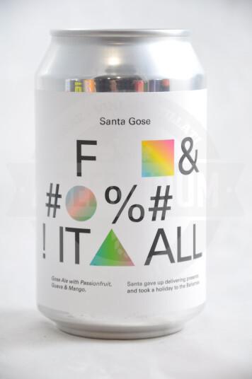 Birra To Øl Santa Gose lattina 33cl