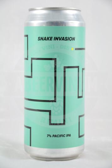 Birra Rebel's Snake Invasion lattina 40cl