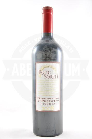 Vino Friuli Colli Orientali Schioppettino di Prepotto Riserva DOC 2008 - Ronc Soreli
