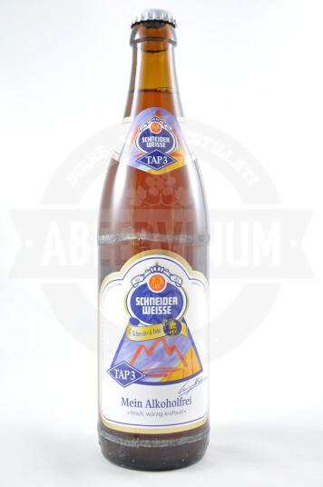 Birra Schneider Weisse Tap 3 Mein Alkoholfrei 50cl
