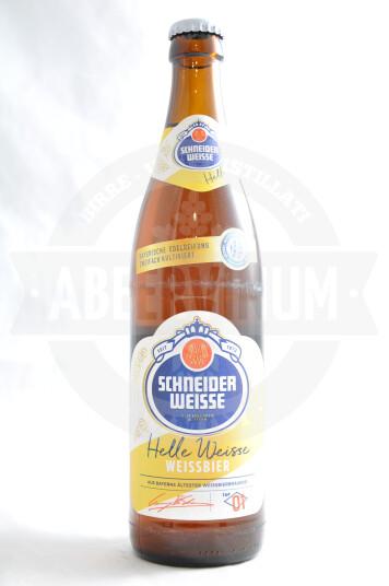 Birra Schneider TAP 1 Meine Helle Weisse 50cl