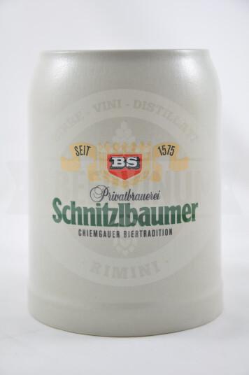 Boccale Birra Schnitzlbaumer Ceramica