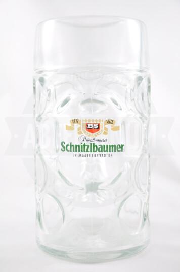 Boccale Birra Schnitzlbaumer 1l