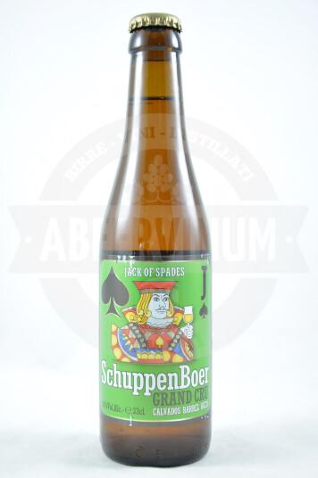 Birra SchuppenBoer Grand Cru Calvados Barrel Aged 33cl