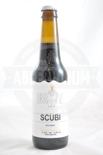 Birra Birrone Scubi 33cl