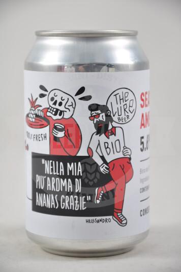Birra Seattle lattina 33cl