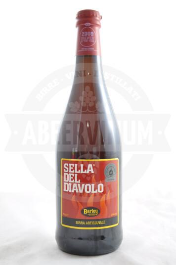 Birra Barley Sella del Diavolo bottiglia 75cl