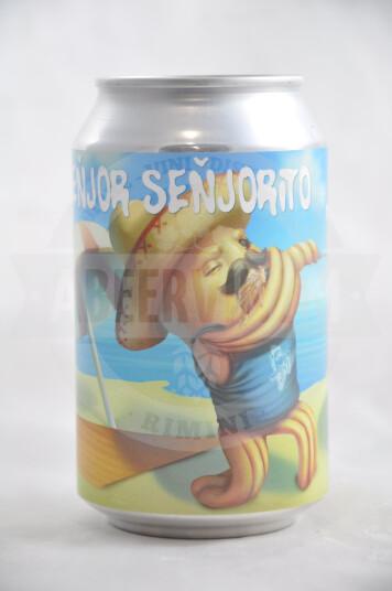 Birra Lobik Senjor Senjorito lattina 33cl