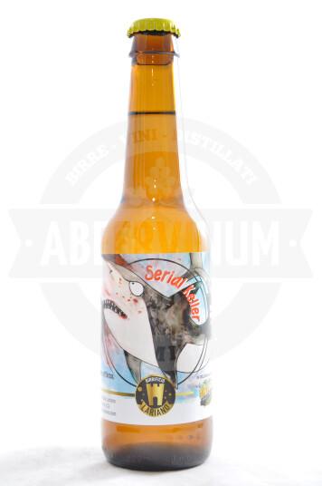 Birra Lariano Serial Keller bottiglia 33cl