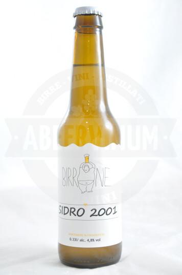 Sidro Birrone 2001 33cl