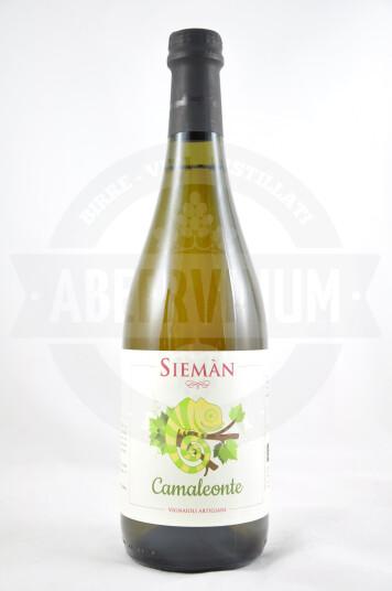 Vino Bianco Frizzante Camaleonte Veneto IGT 2018 - Siemàn
