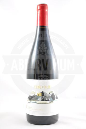 Vino Spagnolo Rioja DOC Tempranillo 2016 - Sierra de Toloño