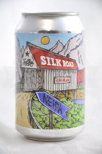 Birra Hopskin Silk Road lattina 33cl