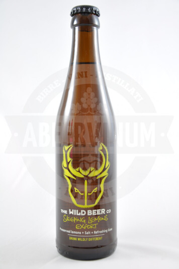 Birra Wild Beer Sleeping Lemons Export 33cl
