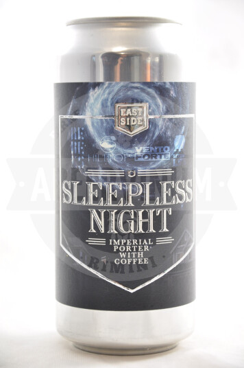 Birra East Side Sleepless Night lattina 44cl