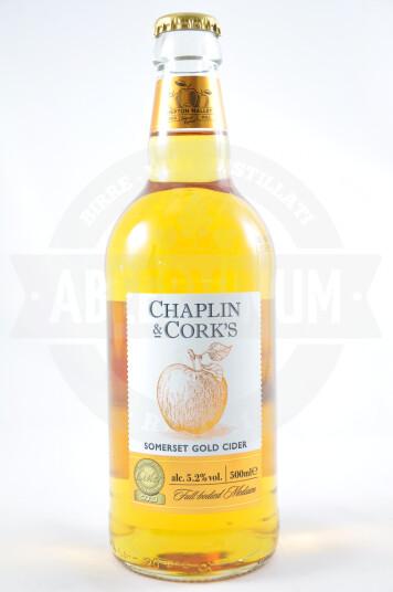 Sidro Somerset Gold Cider 50cl - Chaplin & cork's