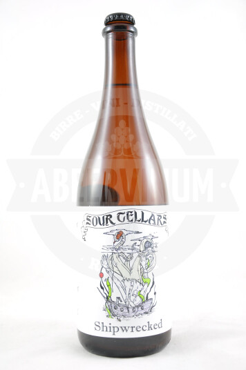 Birra Sour Cellars Shipwrecked 75cl