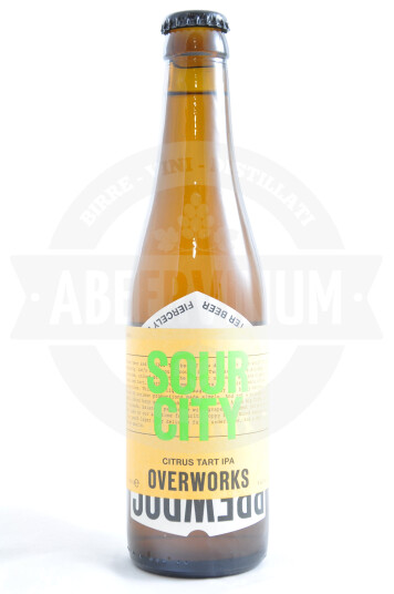 Birra Brewdog OverWorks Sour City 33cl