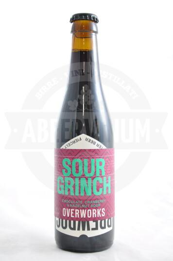 Birra Brewdog OverWorks Sour Grinch 33cl
