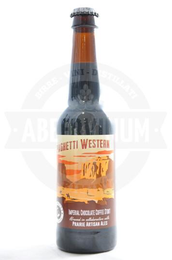 Birra Brewfist Spaghetti Western 33cl
