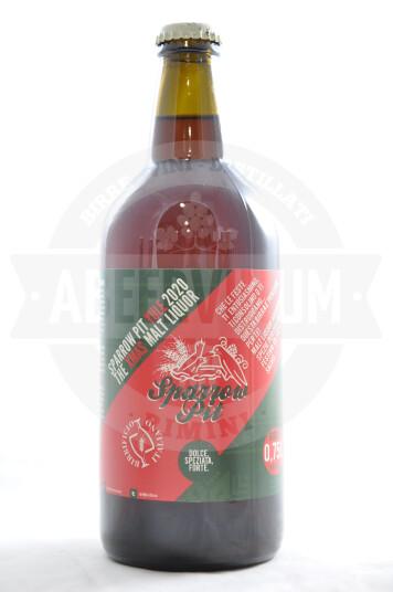 Birra Birrificio Italiano Sparrow Pit Yule 75cl