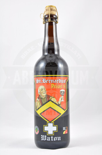 Birra St Bernardus Prior 8 75cl