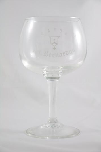Bicchiere St.Bernardus Watou