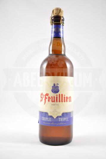 Birra St. Feuillien Triple  75 cl