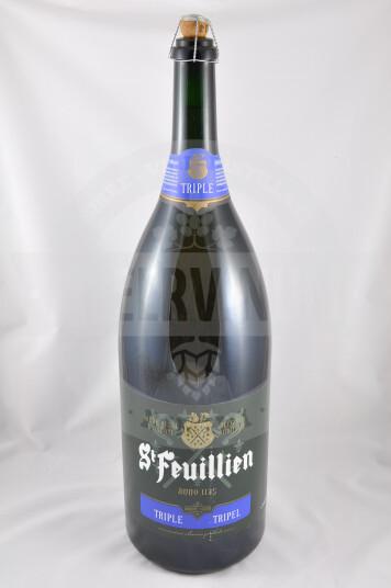 Birra St. Feuillien Triple Salmanazar 9l