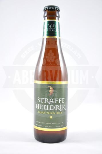 Birra Straffe Hendrik Tripel 33 cl