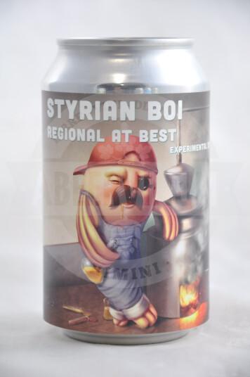 Birra Lobik Styrian Boi lattina 33cl