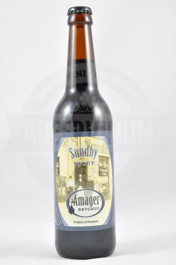 Birra Sundby Stout 50cl