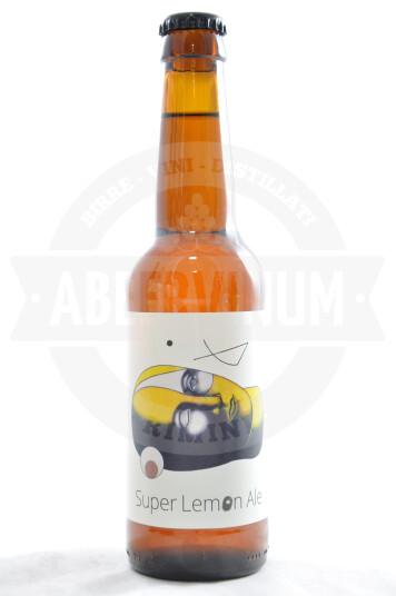 Birra Ritual Lab Super Lemon Ale bottiglia 33cl