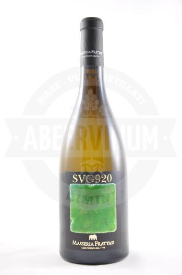 Vino SVG 920 Bianco 2017 - Masseria Frattasi